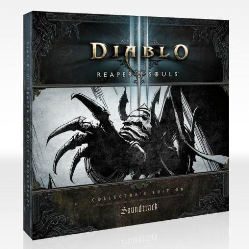 Diablo III Reaper Of Souls Collectors Edition Soundtrack (2014)