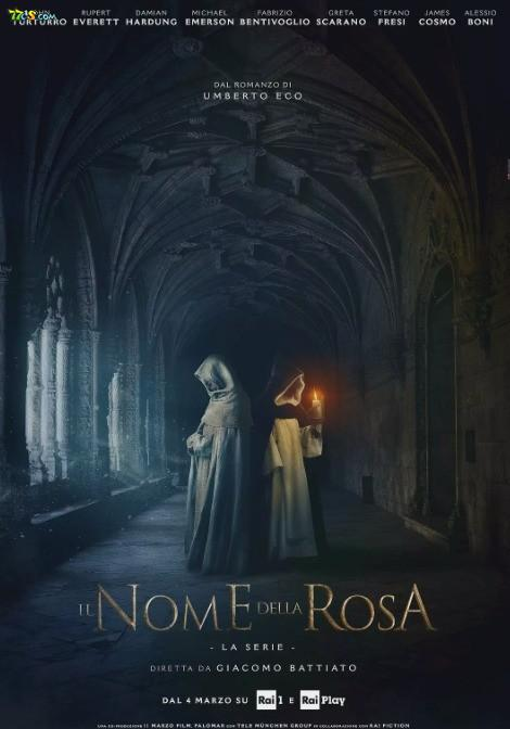 Le Nom de la rose - Saison 1 [COMPLETE] [08/08 FiNAL] FRENCH | Qualité HD 720p