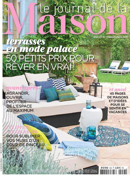 Le Journal de la Maison No.458