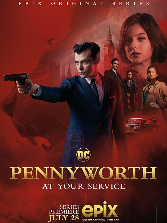 Pennyworth - Saison 1 [01/??] FRENCH | Qualité HD 720p