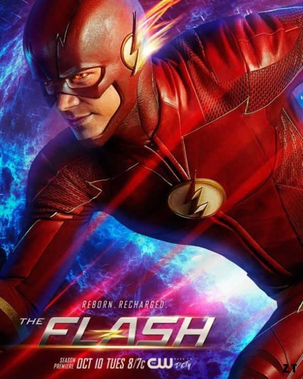Flash (2014) – Saison 4