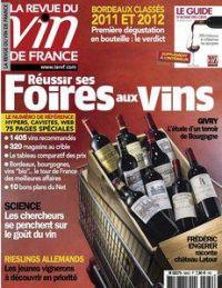 La Revue du Vin de France No.584