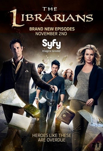 The Librarians – Saison 4