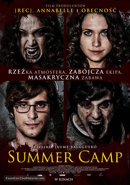 Summer Camp Vostfr