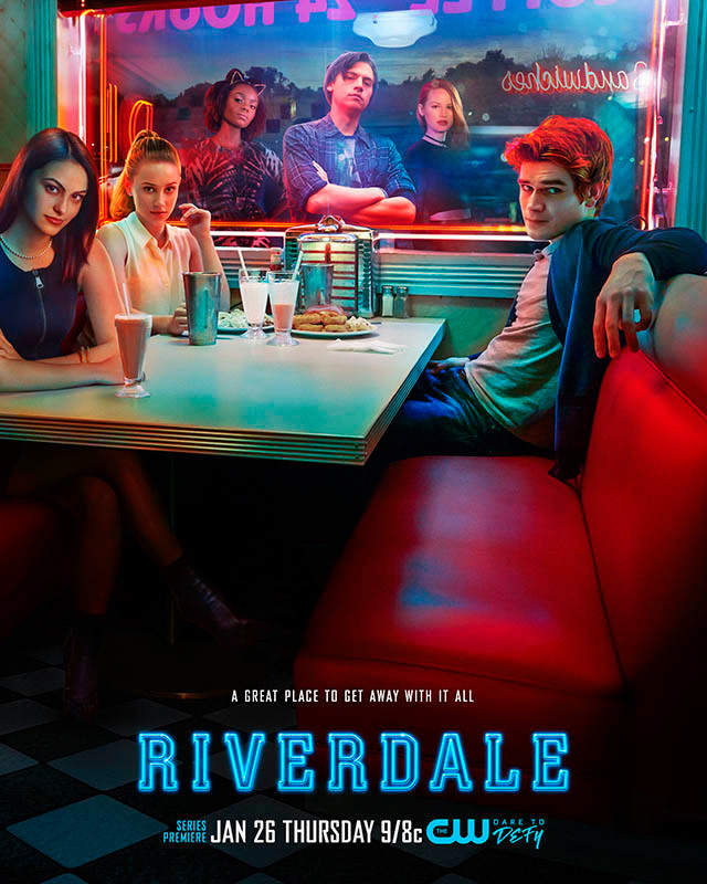 Riverdale - Saison 1 [11/??] FRENCH | Qualité HD 720p