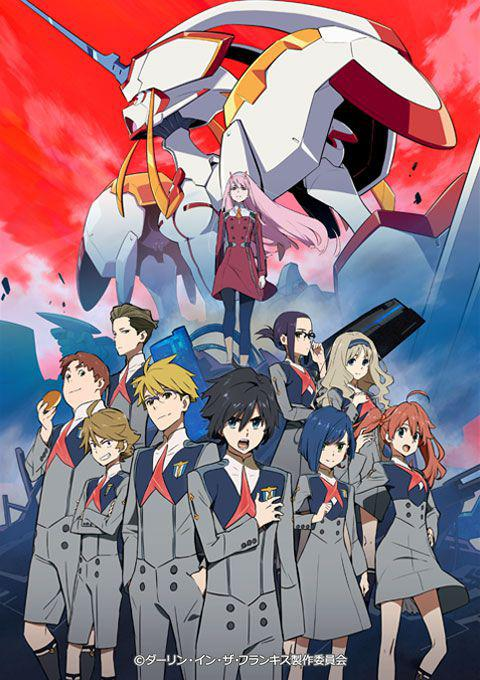 Darling in the Frankxx - Saison 01 [24/??] VOSTFR | HD 1080p