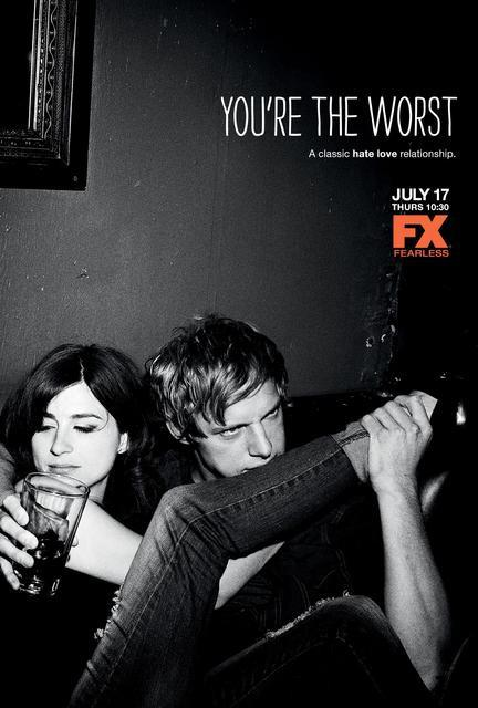 You're the Worst - Saison 4 [COMPLETE] [13/13] FRENCH | Qualité HDTV