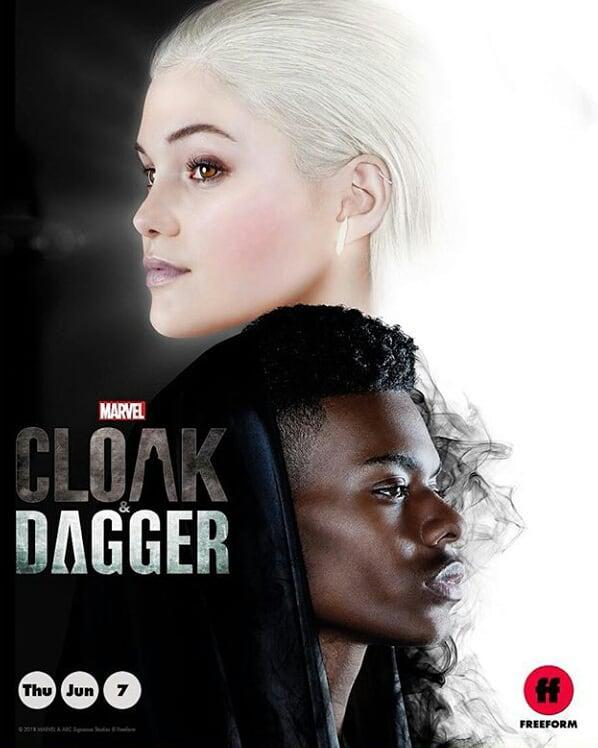 Marvel's Cloak & Dagger - Saison 1 [03/??] FRENCH | Qualité Web-DL