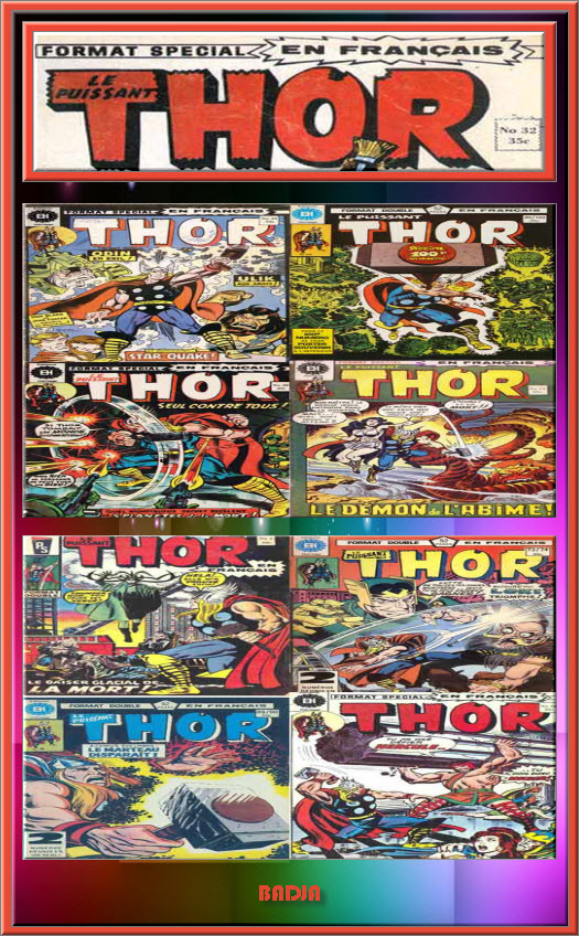 Telecharger THOR -Editions Héritage- Collection de 95 Tomes [COMIC][MULTI]
