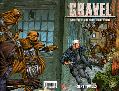 Gravel - Tome 2 - Sept Tombes