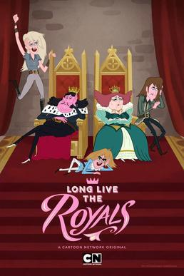 Long Live the Royals Saison 1