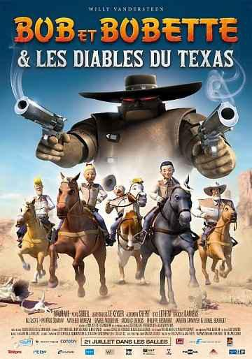 bob et bobette les diables du texas
