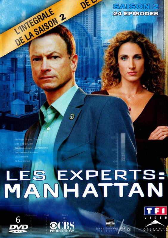 Les Experts : Manhattan (CSI : New York) – Saison 2