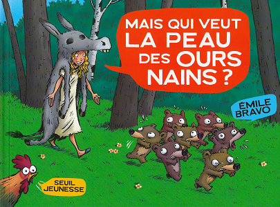 Boucle D'or et Les Sept Ours Nains - Tome 4