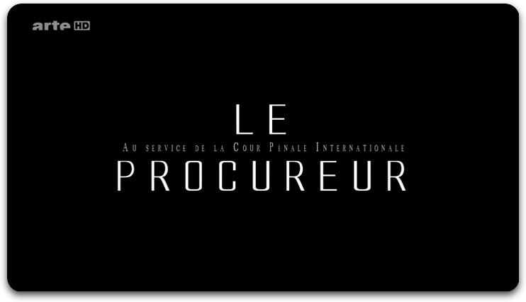[Multi] Le Procureur - Au Service De La Cour Pénale Internationale [FRENCH | HDTV]