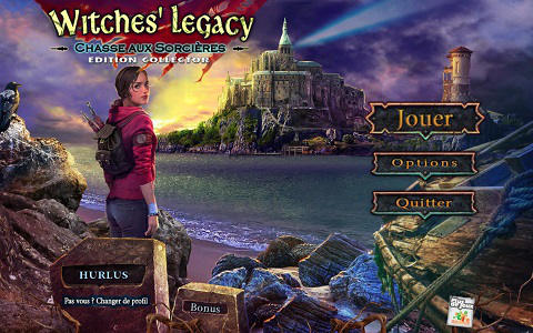 Witches Legacy: Chasse aux Sorcières Edition Collector Hurlus