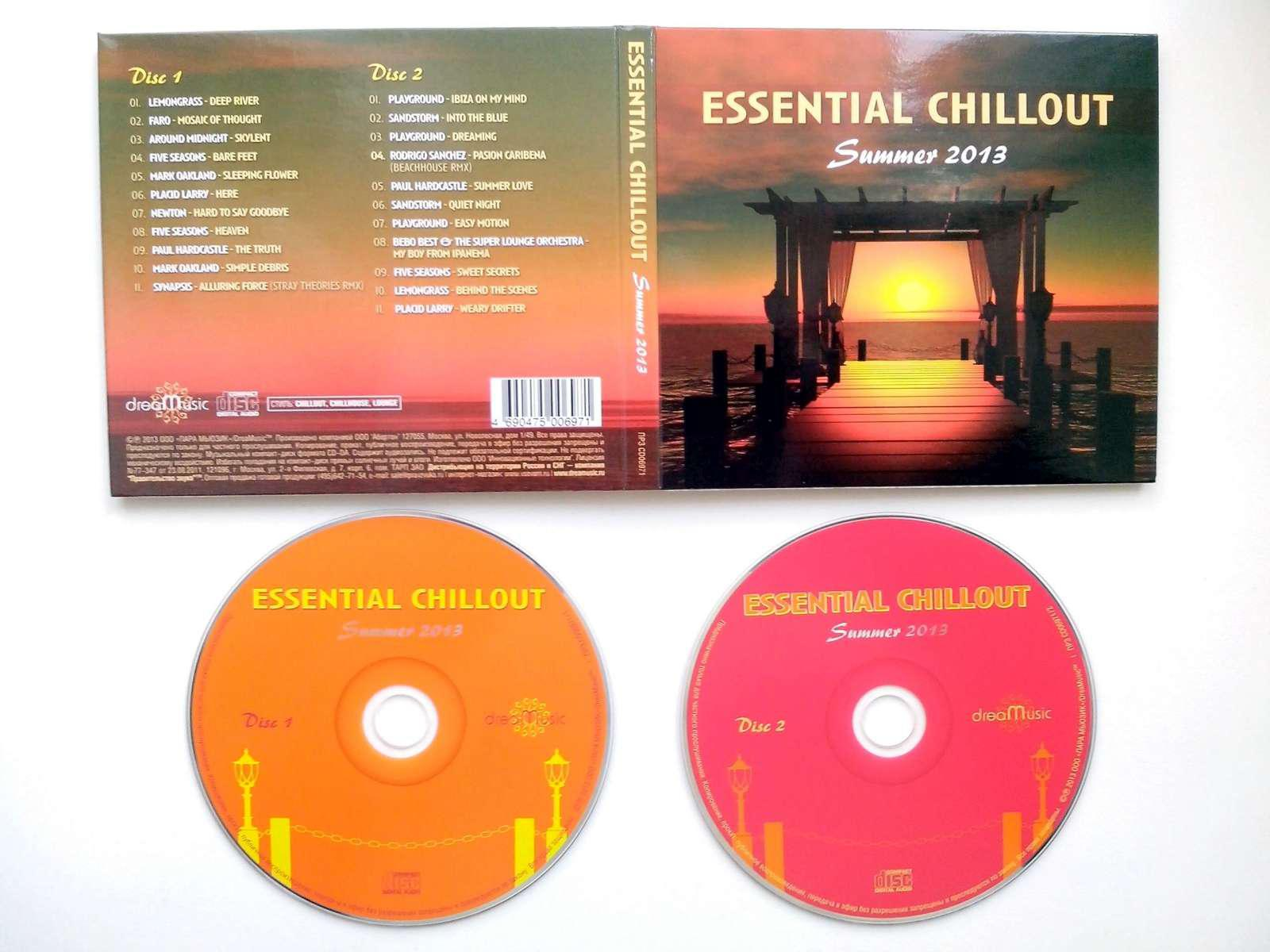 Essential Chillout Summer 2013 [MULTI]
