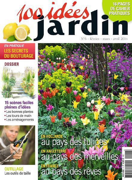 T l charger 100 id es jardin n 6 pdf french for 100 idees jardin