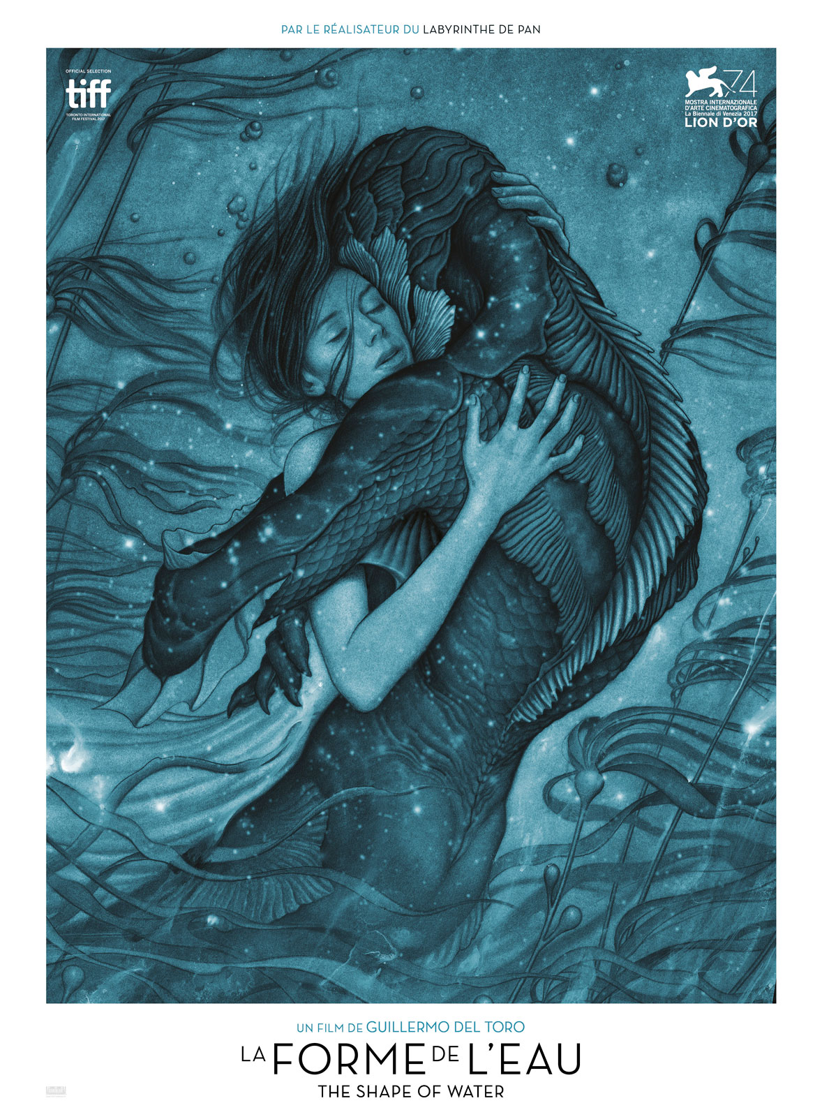 La Forme de l'eau – The Shape of Water (vostfr)