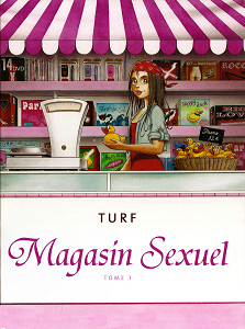 Magasin Sexuel - Tome 1 RE UP