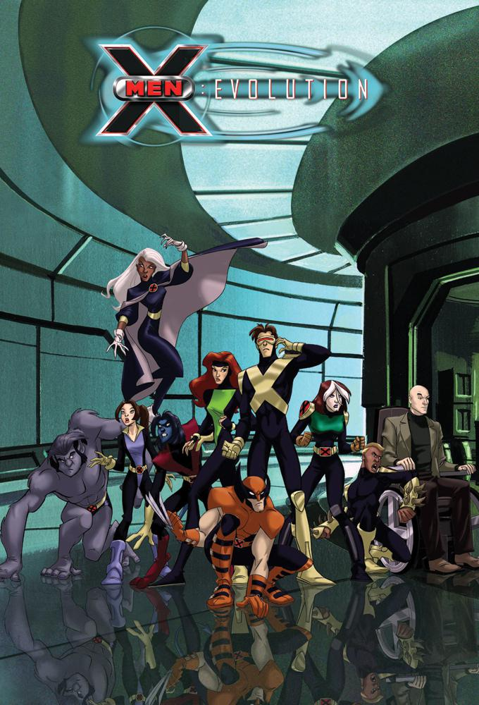X-Men Evolution – Saison 1