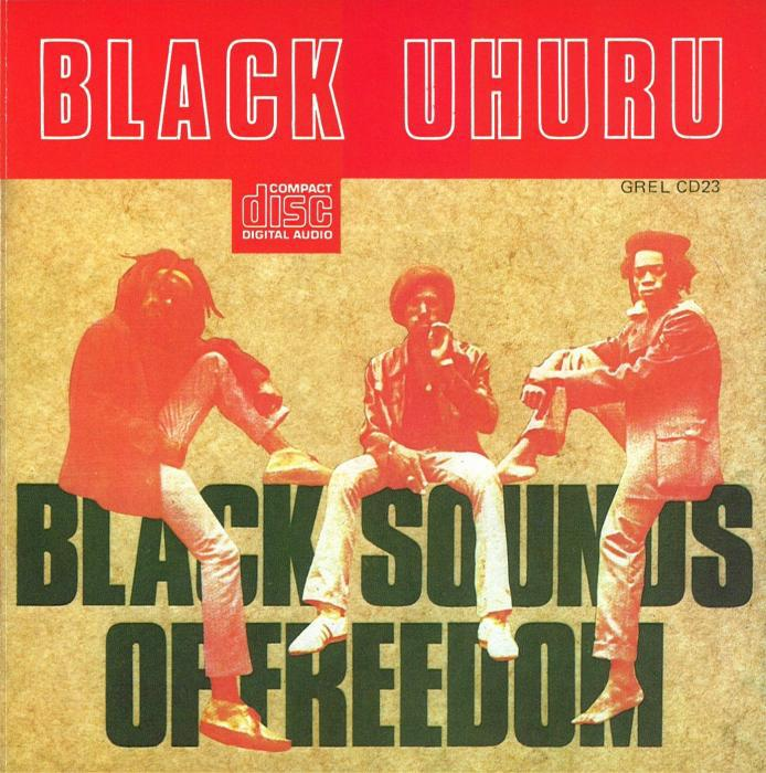 Black Uhuru - Black Sounds Of Freedom [MULTI]