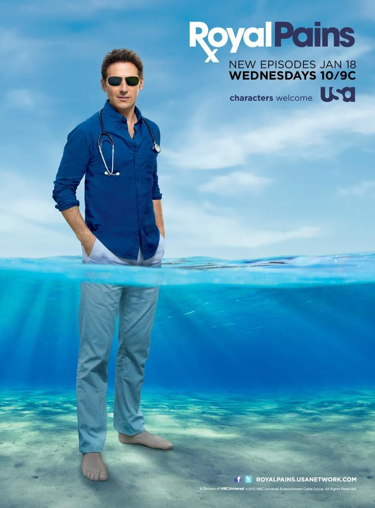 Royal Pains – Saison 5