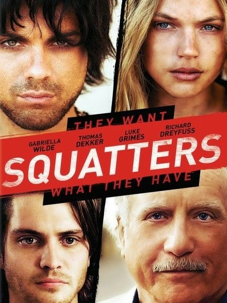 Squatters (VO)