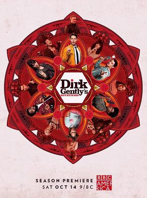 Dirk Gently's Holistic Detective Agency – Saison 2 (Vostfr)