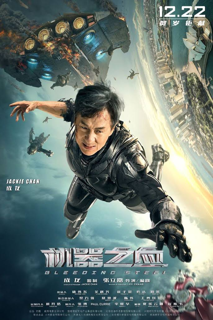 Bleeding Steel 2018 film Jackie Chan VF
