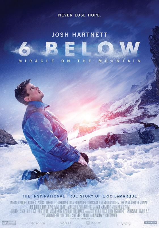 6 Below: Miracle On The Mountain (2018) | HDRIP XVID | FR