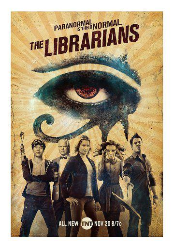 The Librarians Saison 3 Vostfr
