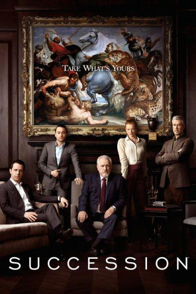 Succession - Saison 1 [COMPLETE] [10/10] VOSTFR | HD 720p