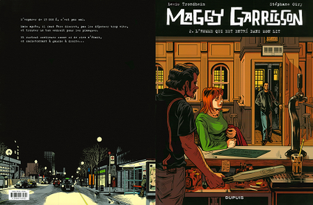 Maggy Garrisson [Tome 02] [BD]