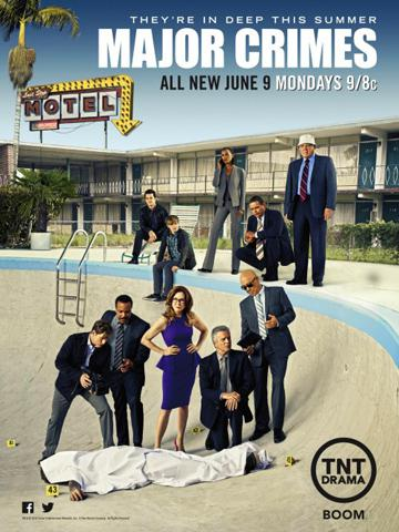 Major Crimes – Saison 3