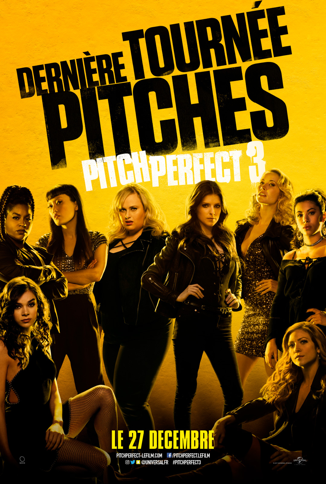 Pitch Perfect 3 (vo)