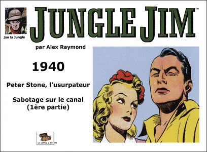 Jungle Jim - Tome 3 (Int. 1940) [BD]