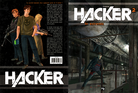 Hacker - Tome 2 - In Extremis