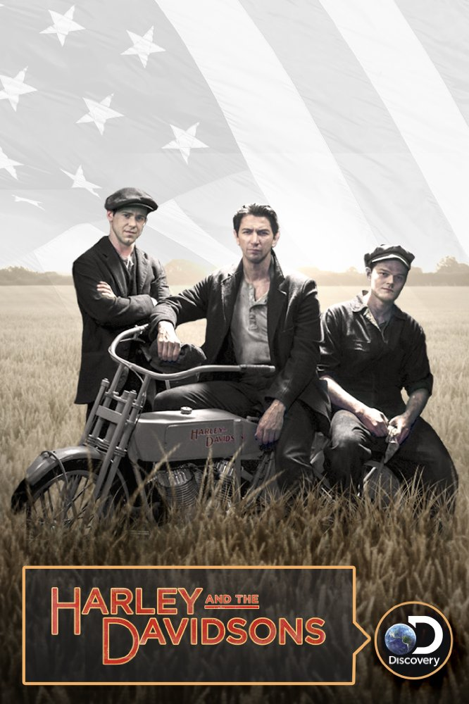 Harley and the Davidsons saison 1 en vostfr