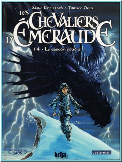 Les Chevaliers d'Emeraude 5 Tomes HD [BD][MULTI]