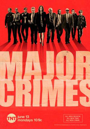Major Crimes – Saison 5