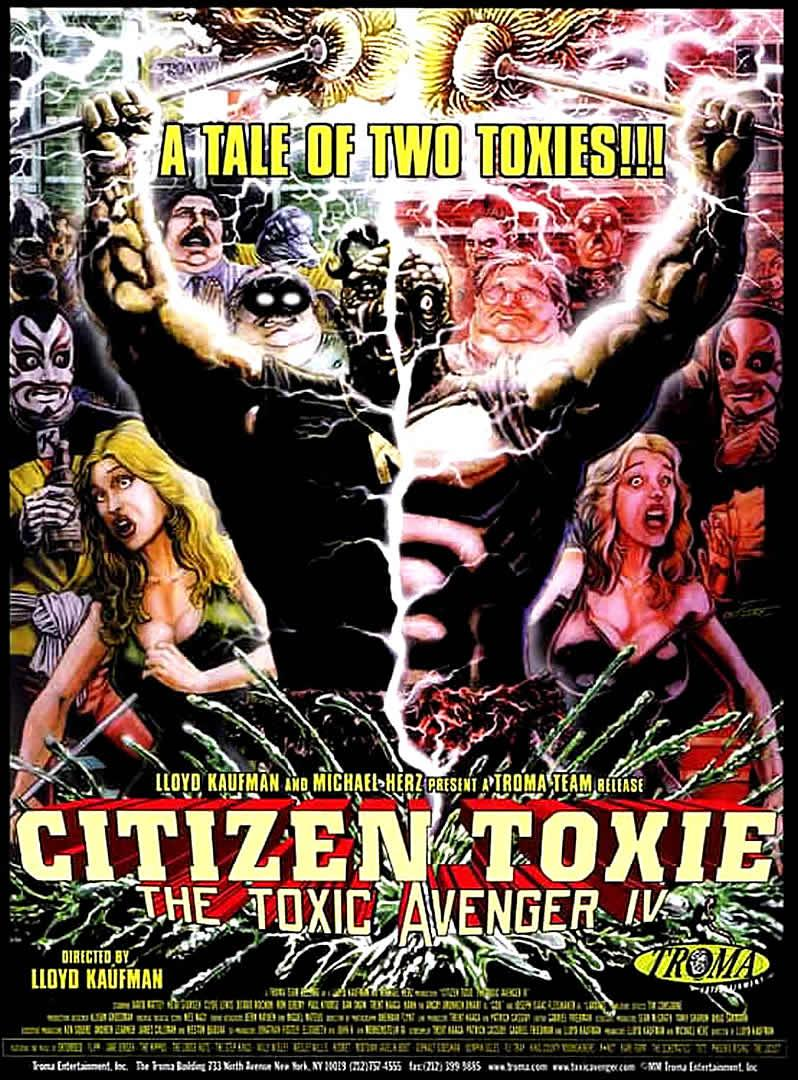The Toxic Avenger 4 (Vostfr)