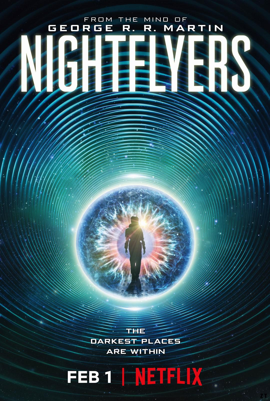 Telecharger Nightflyers- Saison 1 [COMPLETE] [10/10] FRENCH | Qualité HD 720p
