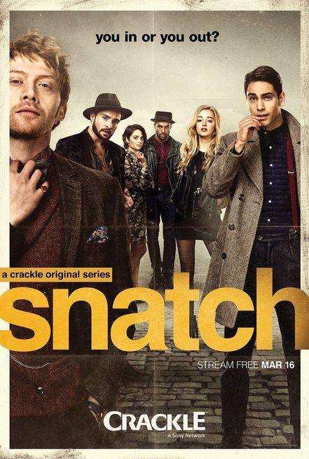 Telecharger Snatch- Saison 2 [10/??] VOSTFR | Qualité HD 720p