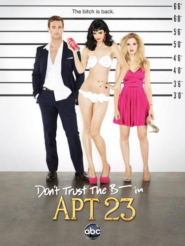 [MULTI] Don't Trust The Bitch in Apartment 23 - Saison 1 et 2 (L'INTEGRALE) [VOSTFR][HDTV]