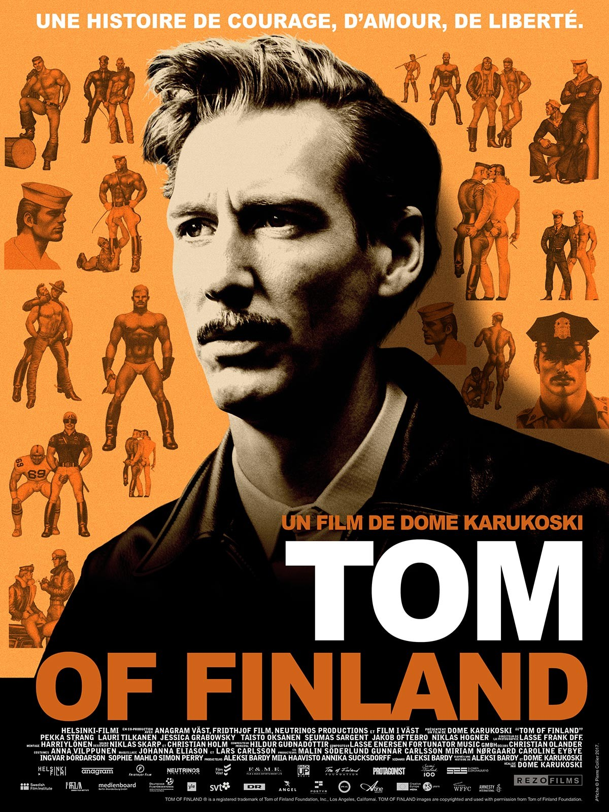Tom Of Finland (vostfr)