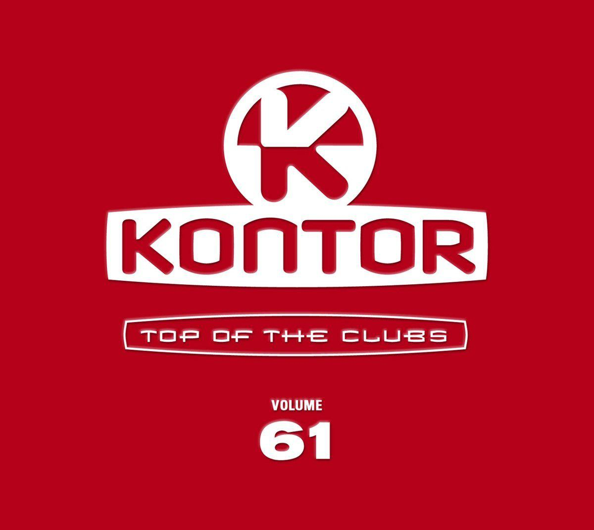 Kontor Top Of The Clubs Vol 61 (2013) [MULTI]