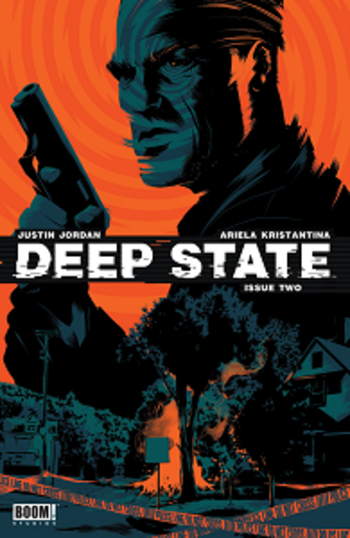 Deep State - Tome 2