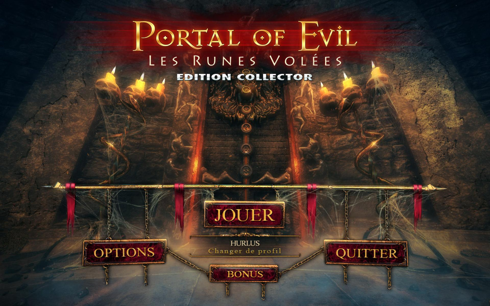 Portal of Evil: Les Runes Volées - Edition Collector [PC] [MULTI]