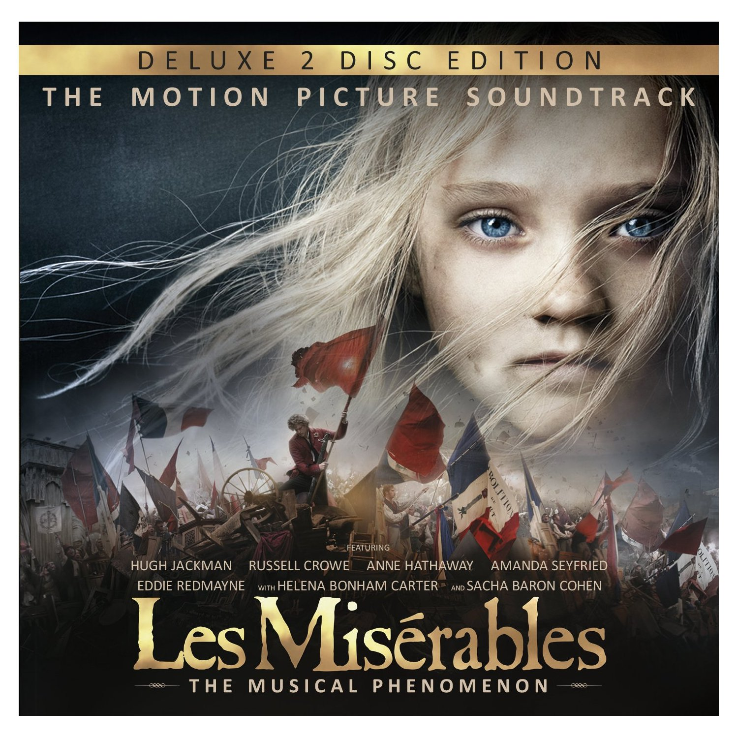 Les Miserables (Deluxe Edition) (2013) [MULTI]